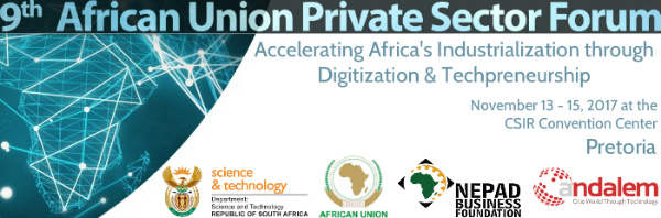 9th AU Private Sector Forum email Footnote1