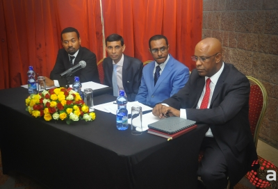 Andalem at Ethio-South African Trade and Investment Forum June 2014
