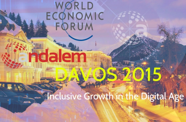 World Economic Forum Annual Meeting 2015 Inclusive Growth in the Digital Age