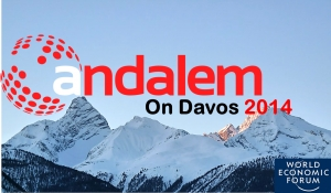 Davos 2014: Disruptive Innovation Ahead!
