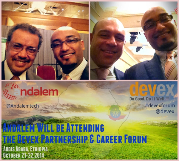 Devex Partnership and career Forum in Addis Ababa